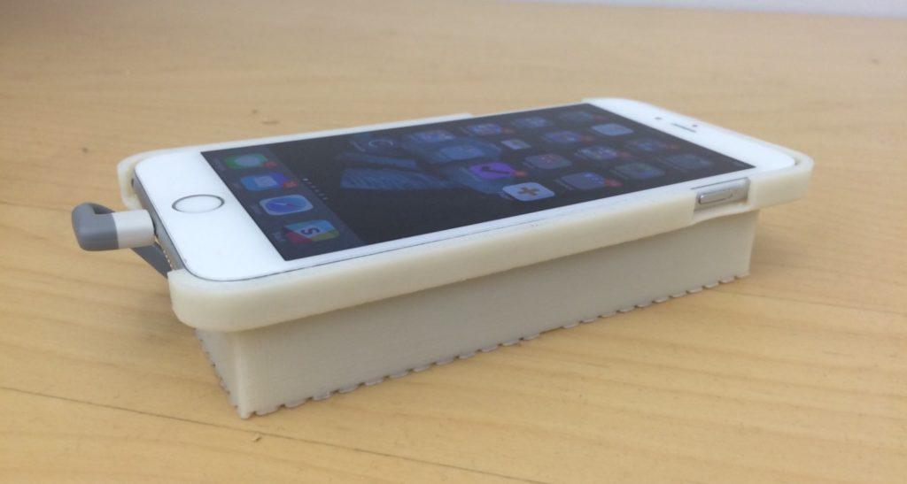 Android su Iphone tramite una cover