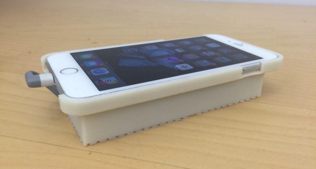 Android su Iphone tramite una cover