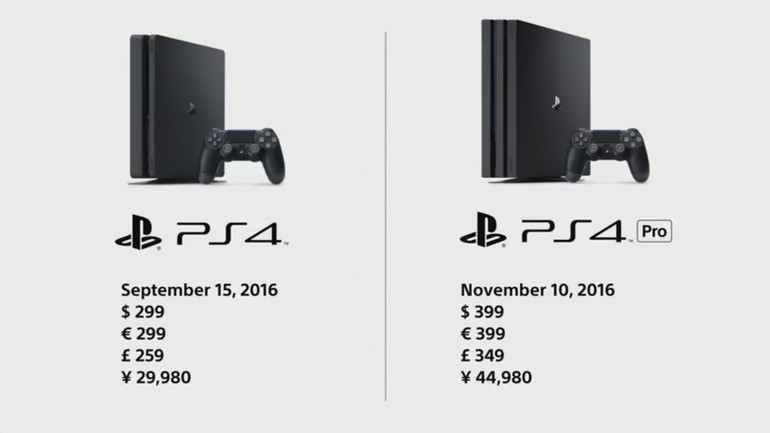 Nuove PS4 slim e pro, HDR per tutti i modelli!!!